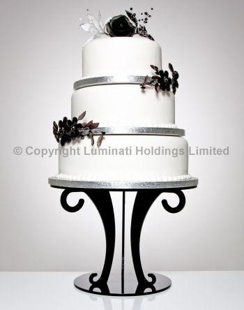 Alternative wedding cakes uk pillars