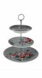 Premier Housewares Pippa 3 Tier Cake Stand