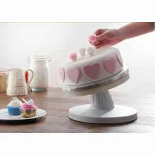 Tilting Cake Decorating Turntable