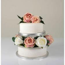 Flower Ring Cake Stand Separator