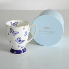 Bombay Duck Miss Peacock Mugs
