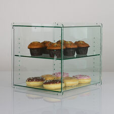 Stackable Bakery Display Case