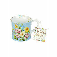 Katie Alice English Garden Blue Tankard Mug