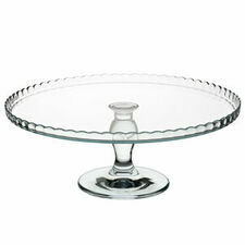 Utopia Patisserie Upturn Glass Cake Stand