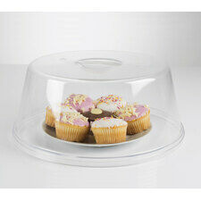 Clear Plastic Cake Dome