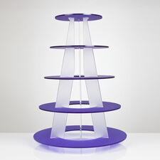 5 Tier Cupcake Display Tower