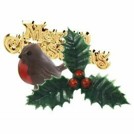 Christmas Motto Yule Log Kit BX120