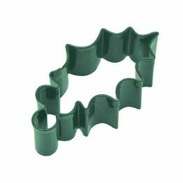 Cookie Cutter Christmas Holly Leaf