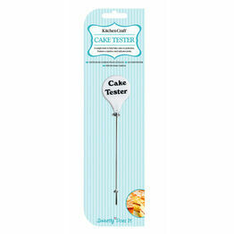 Sweetly Does It Stainless Steel Cake Tester