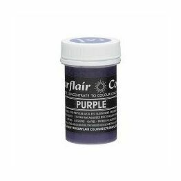 Sugarflair Spectral Colour Paste - Pastel Purple
