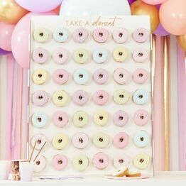 Donut Wall Giant Display Stand (42)