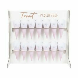 Food Cones Sweet Table Treat Stand