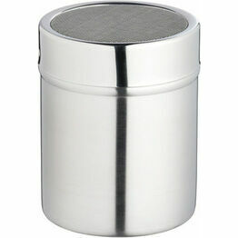 Kitchen Craft S/Steel Fine Mesh Shaker and Lid