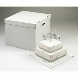 Stacked Cake Box 14/16inch