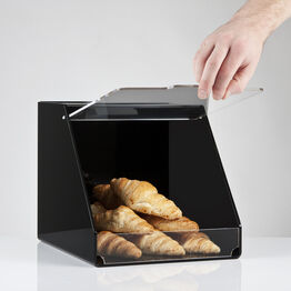 Food Display Dispenser Bin