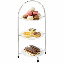 Utopia 3 Tier Cake Plate Stand