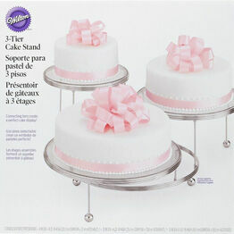 Wilton Cakes 'N More 3 Tiered Cake Stand