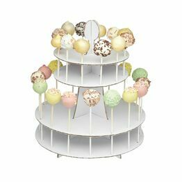 Sweetly Does It Cake Pop Decorating Stand