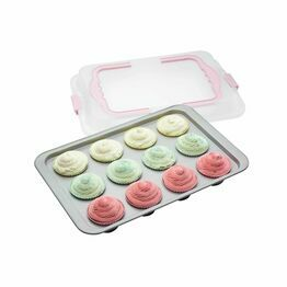 Sweetly Does It Non-Stick Bake and Carry Cupcake Tray