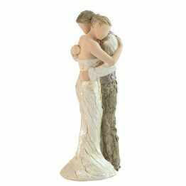 More Than Words - Endless Love Figurine Cake Topper