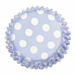 Cupcake Baking Case China Blue Spot (54)