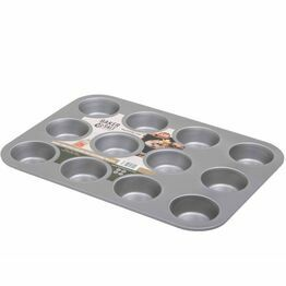 Baker & Salt Non-Stick 12 Cup Muffin Tin 55700
