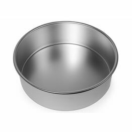 Silverwood Anodised Round Fixed Base Cake Tin
