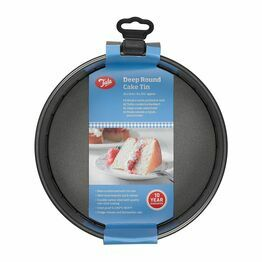 Tala Everyday Deep Round Cake Tin 20cm Loose Base