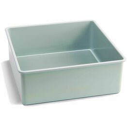 Jamie Oliver 20cm sq Non-Stick Loose-Based Square Cake Tin