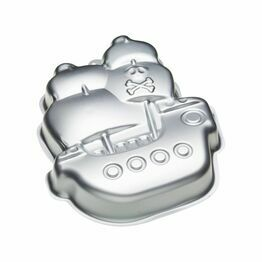 Sweetly Does It Pirate Ship Shaped Cake Pan