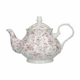 Katie Alice Ditsy Floral 6 Cup Teapot White Floral