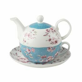 Katie Alice Ditsy Floral Tea For One Set