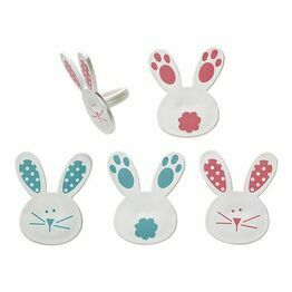 Easter Bunny & Tail Rings 40mm