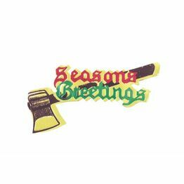Seasons Greetings Paper Motto PM11
