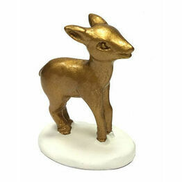 Christmas Cake Decorations Baby Deer F364