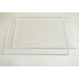 2 x Clear Acrylic Ganaching Plates/Ganache Boards
