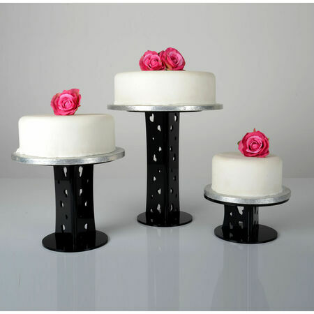 Cake stand connectors