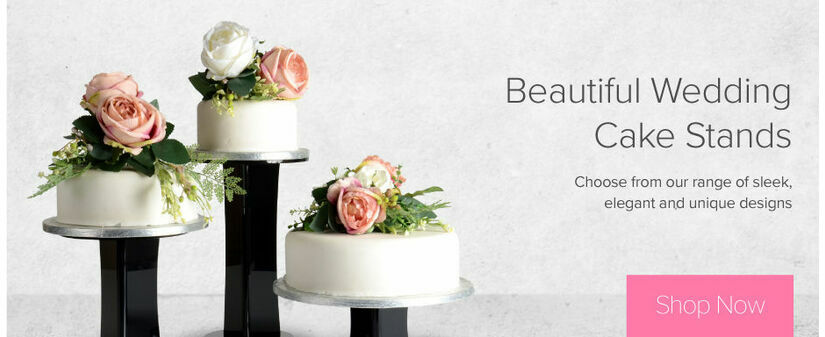 crystal cake stands for wedding cakes uk clear quality acrylic cake stands made in the uk 13106