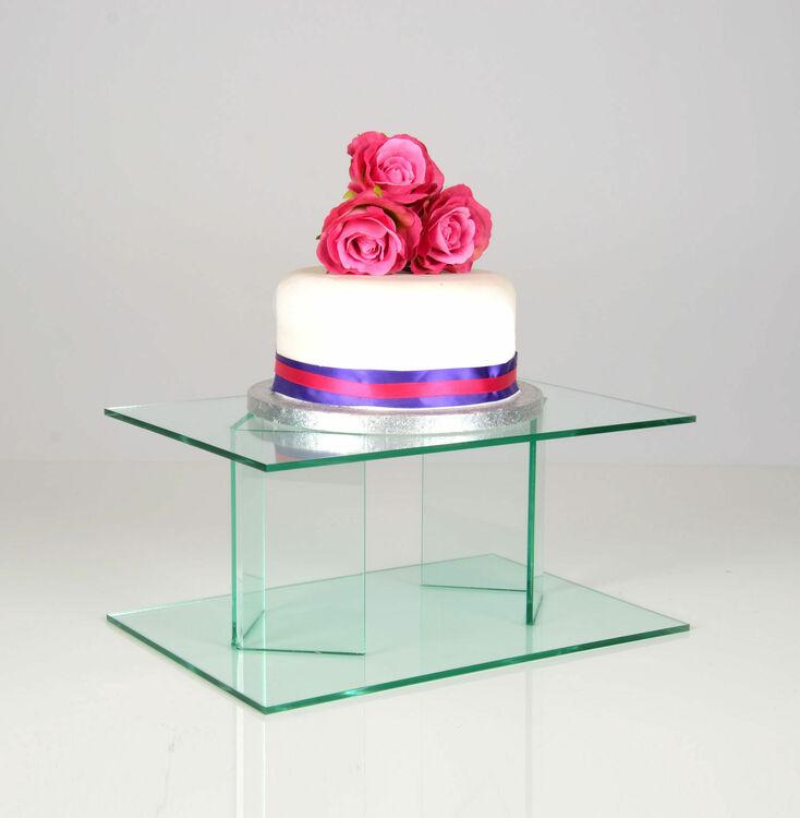 Rectangular Cake Stand Uk