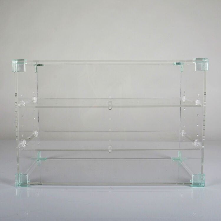 Flat Pack Retail Countertop Food Display Cabinet only £88.56