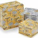 Retro Meadow Set of 3 Square Cake Tins additional 1