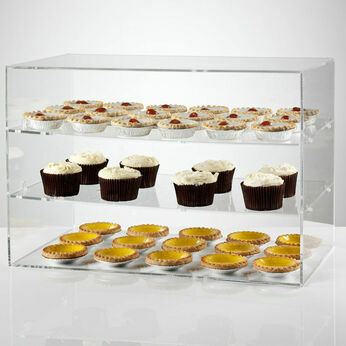 Cake Display Cases & Cabinets