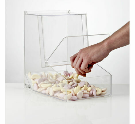 Clear Sweet Dispensers