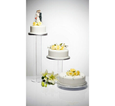 wedding cake bases beautiful banana design acrylic three tier cake stand 8570