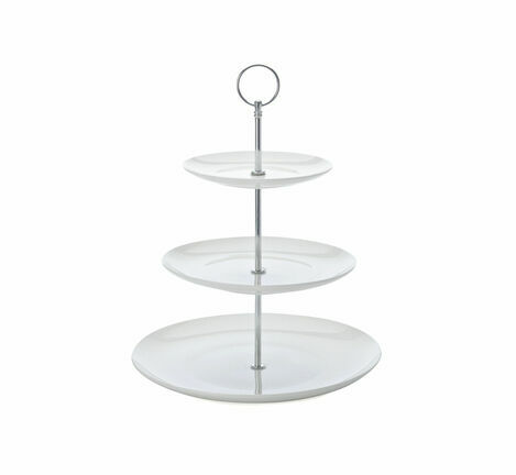 Maxwell & Williams 3 Tier Cashmere Cake Stand