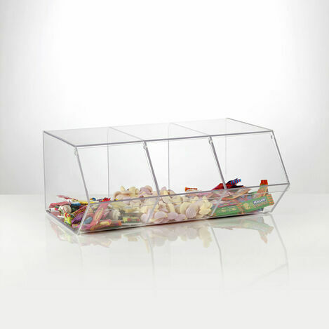 Pick & Mix Dispenser with Lid