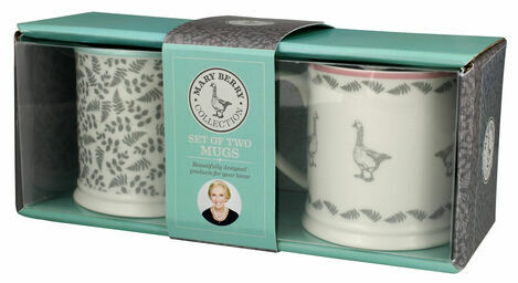 Mary Berry Mug Set (Set of 2)