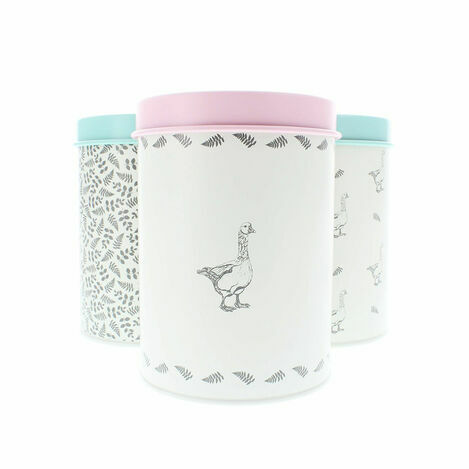 Mary Berry Set of Three Storage Tins