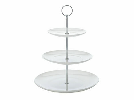 Maxwell & Williams 3 Tier Afternoon Tea Cashmere Cake Stand
