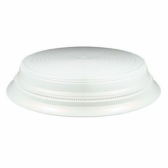 Plastic Cake Stand Pearl 355mm